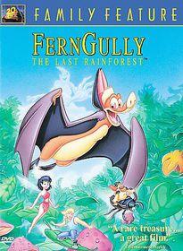 Ferngully:Last Rainforest - (Region 1 Import DVD)