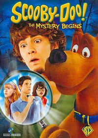 Scooby Doo the Mystery Begins - (Region 1 Import DVD)
