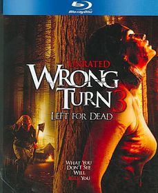 Wrong Turn 3 - (Region A Import Blu-ray Disc)