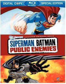 Superman/Batman:Public Enemies - (Region A Import Blu-ray Disc)