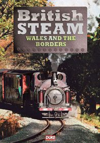 British Steam in Wales and the Borders - (Import DVD)