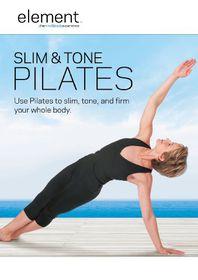 Element:Slim & Tone Pilates - (Region 1 Import DVD)