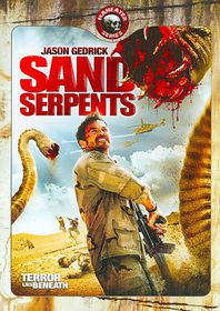 Sand Serpents - (Region 1 Import DVD)