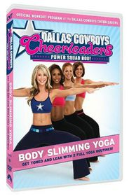 Dallas Cowboys Cheerleaders Power Squ - (Region 1 Import DVD)