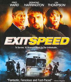 Exit Speed - (Region A Import Blu-ray Disc)