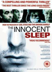 The Innocent Sleep - (Import DVD)