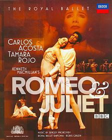 Romeo & Juliet - (Region A Import Blu-ray Disc)