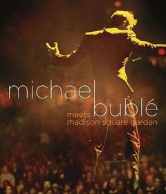 Michael Buble Meets Madison Square Ga - (Region A Import Blu-ray Disc)