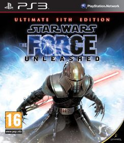 Lucas Star Wars The Force Unleashed: Ultimate Sith Edition (PS3)