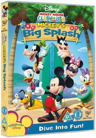 Mickey Mouse Clubhouse: Big Splash - (Import DVD)