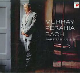 Perahia Murray - Partitas 1, 5 & 6 (CD)