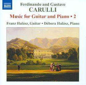 Carulli: Guitar & Pno Music - Guitar & Piano Music (CD)