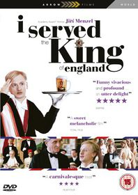 I Served the King of England - (Import DVD)