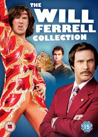 Blades of Glory/Old School/Anchorman - (Import DVD)