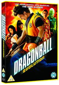 Dragonball Evolution - (Import DVD)