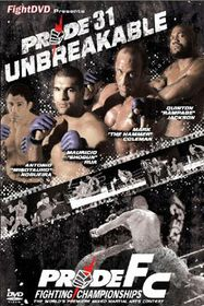 Pride: 31 - Unbreakable - (Import DVD)