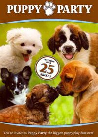 Animal Atlas:Puppy Party - (Region 1 Import DVD)