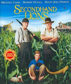 Secondhand Lions - (Region A Import Blu-ray Disc)