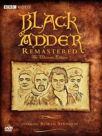 Black Adder:Ultimate Edition - (Region 1 Import DVD)