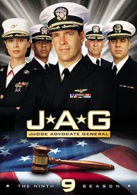 Jag:Ninth Season - (Region 1 Import DVD)