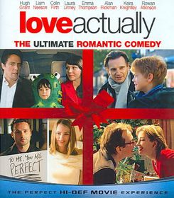 Love Actually - (Region A Import Blu-ray Disc)