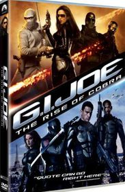 G.I. Joe: The Rise of Cobra (2009)(DVD)