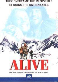Alive (DVD)