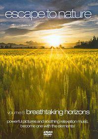 Escape to Nature Vol 8:Breathtaking - (Region 1 Import DVD)