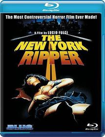 New York Ripper - (Region A Import Blu-ray Disc)