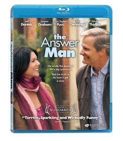 Answer Man - (Region A Import Blu-ray Disc)
