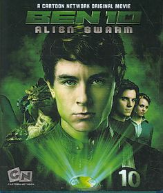 Ben 10:Alien Swarm - (Region A Import Blu-ray Disc)