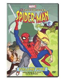 Spectacular Spider Man Vol 5 - (Region 1 Import DVD)