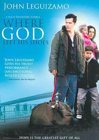 Where God Left His Shoes - (Region 1 Import DVD)