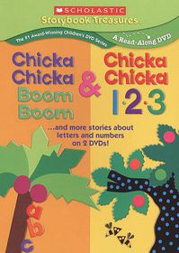 Chicka Chicka Boom Boom & Chicka Chic - (Region 1 Import DVD)