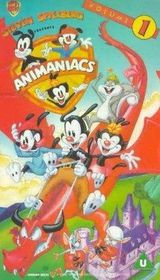 Animaniacs Vol 1 Disc 2 (DVD)