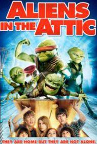 Aliens in the Attic (2009)(DVD)