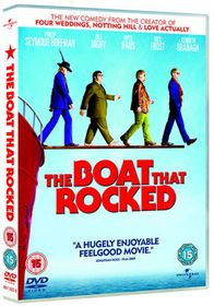 The Boat That Rocked - (Import DVD)