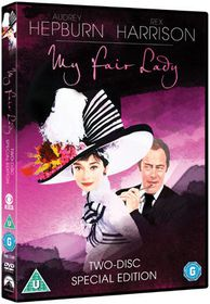 My Fair Lady - (Import DVD)