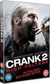 Crank 2 - High Voltage - (Import DVD)