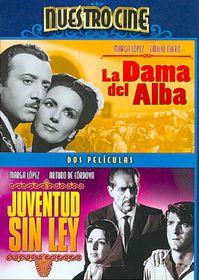La Dama Del Alba/Juventud Sin Ley - (Region 1 Import DVD)