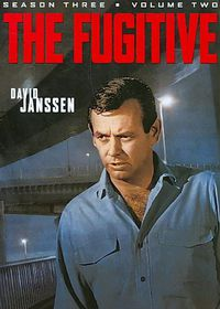 Fugitive:Season Three Vol 2 - (Region 1 Import DVD)