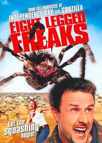 Eight Legged Freaks - (Region 1 Import DVD)