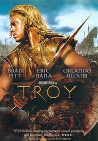 Troy - (Region 1 Import DVD)