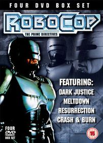 Robocop - The Prime Directives: Volumes 1-4 - (Import DVD)
