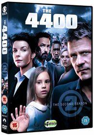 The 4400: Season 2 - (Import DVD)