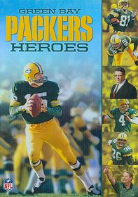 Nfl Green Bay Packers Heroes - (Region 1 Import DVD)