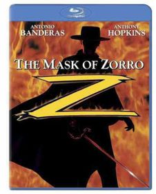 Mask of Zorro - (Region A Import Blu-ray Disc)