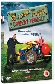 Stewart Lee's Comedy Vehicle - (Import DVD)