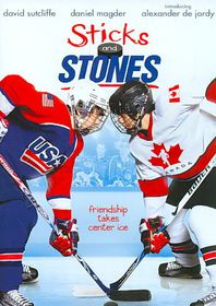 Sticks and Stones - (Region 1 Import DVD)