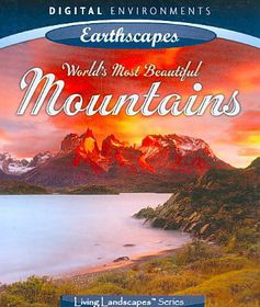 World's Most Beautiful Mountains - (Region A Import Blu-ray Disc)
